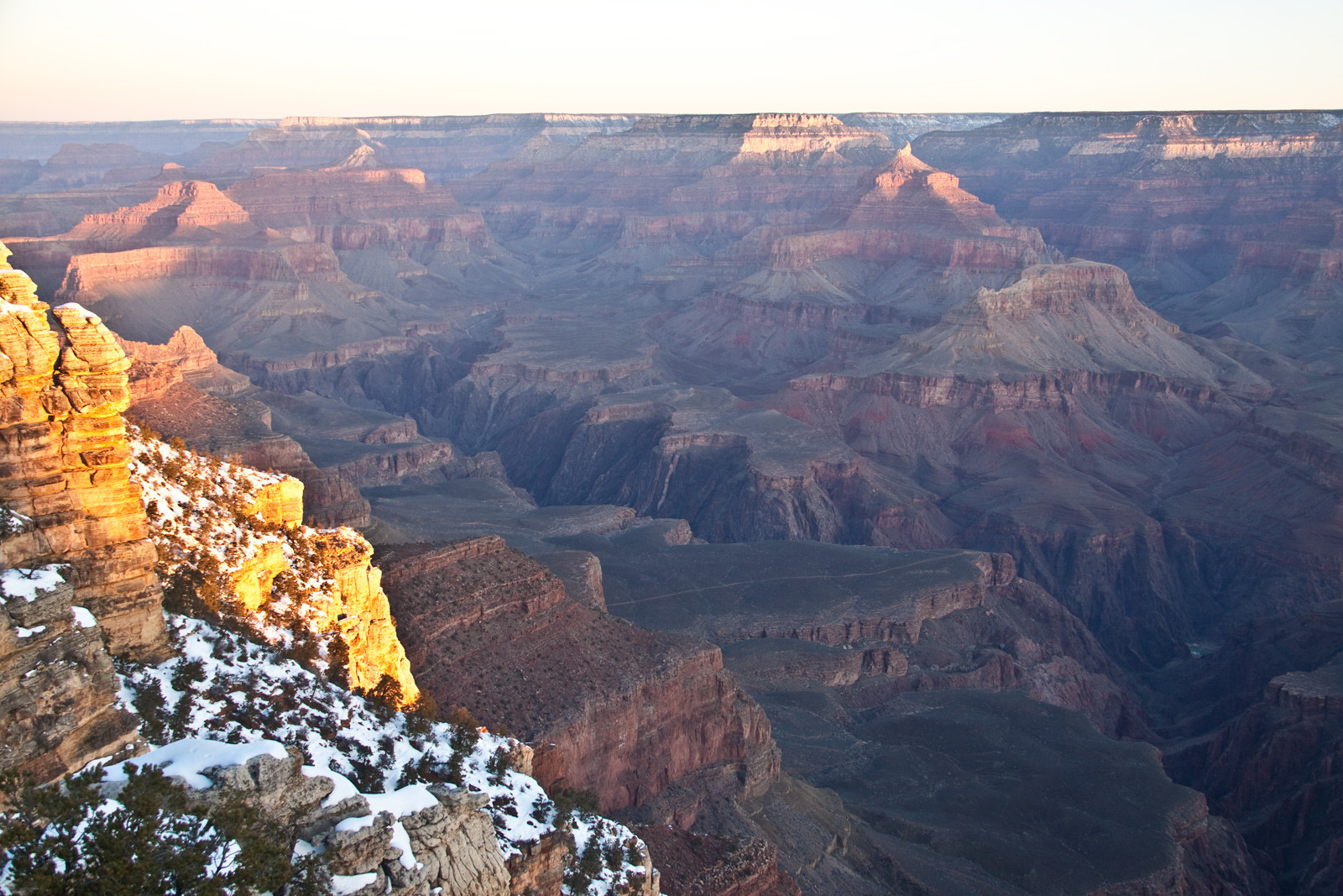 South Rim - Mather Point