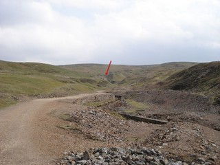 Middlecleugh Mine