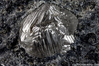 Diamant in Kimberlit