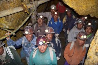 Bolivien/Oruro, Departamento/Cercado, Provinz/Oruro, Stadt/San José Mine