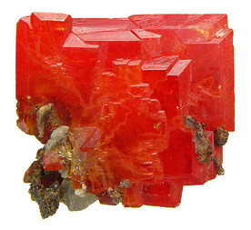 Wulfenite - Red Cloud Mine