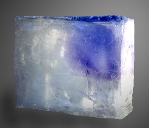 blue Halite (crystal defects) [ex.M.Leipold coll.]