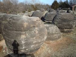 Cannonball Boulders