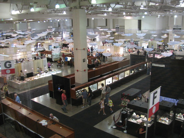Messehalle TGMS 2014