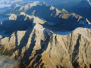 Höchster Berg Vom Meeresboden