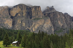 Dolomiten - Cassian-Formation