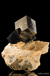 "Pyrite ""The rough and the mirror II"""