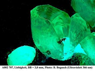 USA/Colorado/Jefferson Co./Ralston Buttes District/Schwartzwalder Mine
