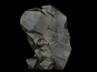 Russland/Ural, Föderationskreis/Autonomer Kreis der Jamal-Nenzen/Saranpaul/Dodo Mine