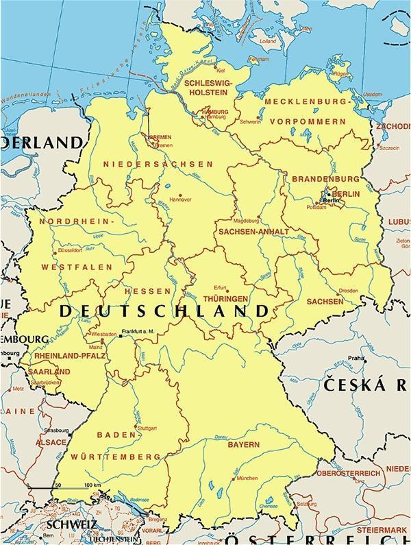 Mineralienatlas Lexikon Deutschland
