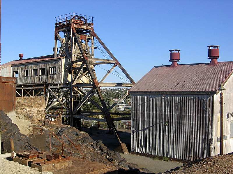 Alte Junction Mine