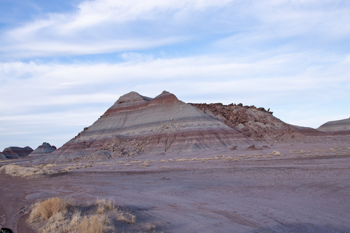 Chinle Formation - Blue Mesa