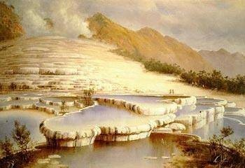 White Terraces-Sinter