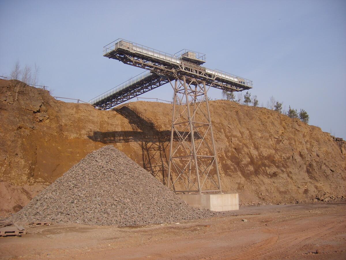 Tagebau kamsdorf