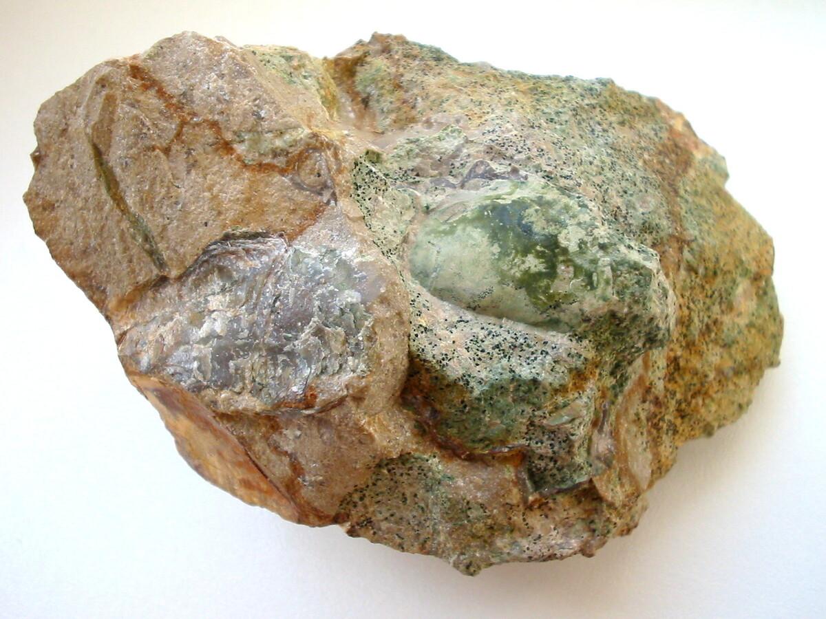 Mineralienatlas Lexikon - Glaukonit