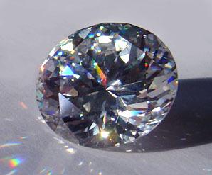 Zirkonia  Mineralienatlas Lexikon - Mineralienportrait / Zirkon / Verwendung