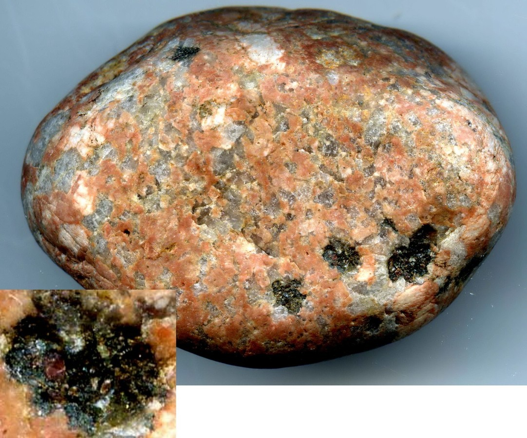 Granit Bestandteile mineralienatlas lexikon siljan granit