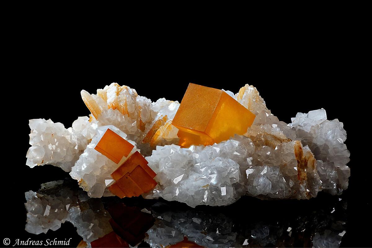 Mineralienatlas Lexikon   Fluspat