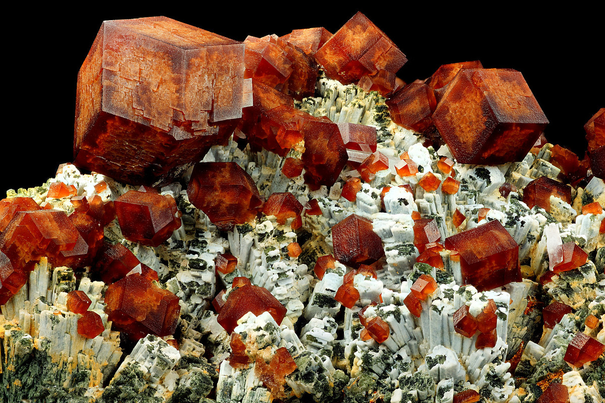 mineralienatlas lexikon - andradit (english version)