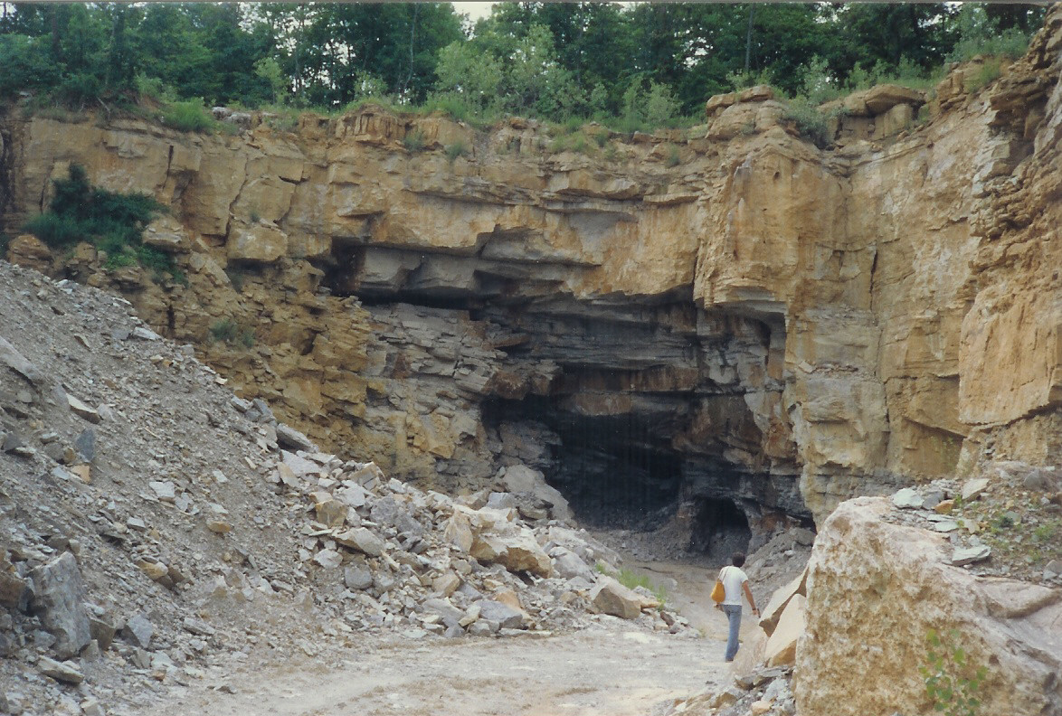 Victory Mine, Cave-in-Rock, Illinois